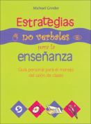 Estrategias No Verbales Para la Ensenanza [Spanish]