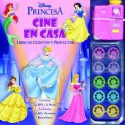 Cine En Casa Princesa [Spanish]