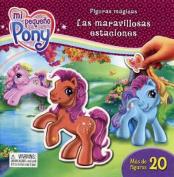 Mi Pequeno Pony Figuras Magicas [Spanish]