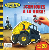 Camiones a la Obra! [With Magnets] [Spanish]