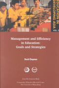 Management and Efficiency in Education
