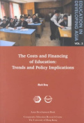 The Costs and Financing of Education