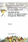 Proceedings of the 5th International Congress on Cyprus Studies [TUR]