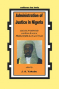 Administration of Justice in Nigeria