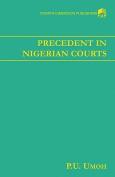 Precedents in Nigerian Courts