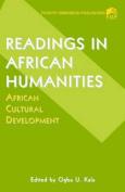 Readings in African Humnaities