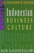 Indonesian Business Culture