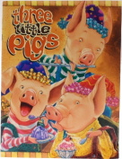 Story Sticker Books - Three Little Pigs