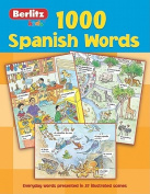 Spanish Berlitz Kids 1000 Words
