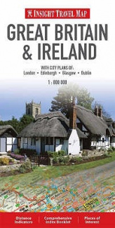 Insight Travel Maps: Great Britain & Ireland (Insight Travel Maps)