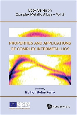 Properties and Applications of Complex Intermetallics Epub Free Download