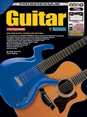 Download Progressive Guitar for Beginners PDF