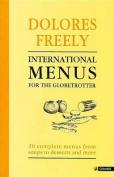 International Menus for the Globetrotter