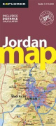 Jordan Road Map (Road Maps)