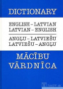 English-Latvian & Latvian-English Dictionary