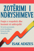 Mastering Change - Albanian Edition