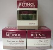Fran Wilson Skincare L De L Retinol Cosmetics - Vitamin-A, C & E - Eye Gel 15ml