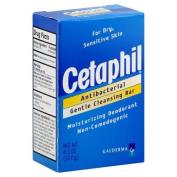 Cetaphil Antibacterial Gentle Cleansing Bar, 130ml