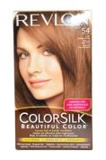 Revlon U-HC-1931 ColorSilk Beautiful Color no.54 Light Golden Brown by Revlon for Unisex - 1 Application Hair Color