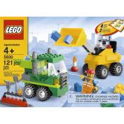 LEGO Basic 5930 Road Construction Building Set