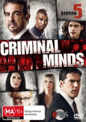 Criminal Minds: Season 5 [Region 4]