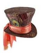 Elope 187200 Alice In Wonderland Movie- Mad Hatter Hat Adult