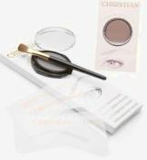 Christian Eyebrow Makeup Kit Dark Brown
