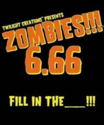 Board Game - Zombies!!! 6.66