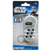 Star Wars In Your Pocket Limited Edition Talking Keychain