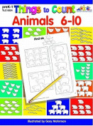 Lorenz Corporation TLC10224 Things to Count- Animals 6-10