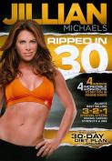 Jillian Michaels: Ripped in 30 [Region 1]