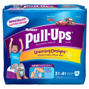 Huggies 40Ct Pull Ups Training Pants Mega Pack - Boys