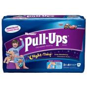 Huggies Night Time Pull-Ups Boys 37 Ct - 3T/4T