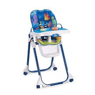 Fisher Price Healthy Care High Chair Ocean Wonders By Fisher Price Shop O