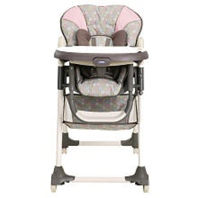 Graco Cozy Dinette High Chair - Elyse