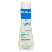 Mustela Gentle Baby Shampoo, 200ml