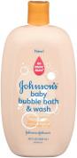 Johnson's Baby Bubble Bath & Wash Sweet Melon 830mls