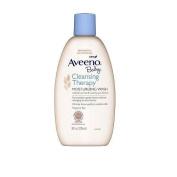 Aveeno Baby Cleansing Therapy Moisturising Wash - 240ml