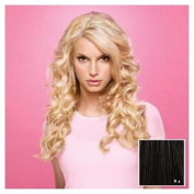 "HairDo Midnight Brown 22"""" Relaxed Curl"