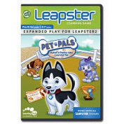 Leap Frog Leapster Educational Game Cartridge - Pet Pals