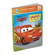 Leap Frog TAG Junior Activity Storybook - Disney Pixar's Cars