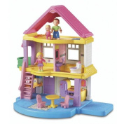 Fisher Price My First Dollhouse - Caucasian