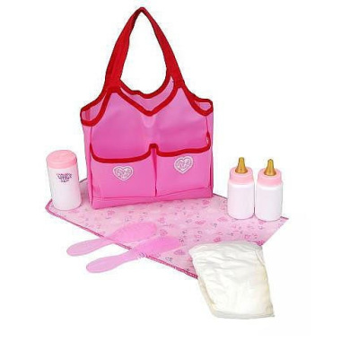 You Me Doll Accessories Tote Bag By Toys Shop Online For Toys In Australia
