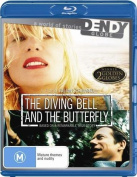 The Diving Bell and the Butterfly [Region A] [Blu-ray]