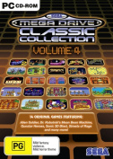 Sega Mega Drive Classic Collection Vol 4