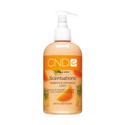 Creative Nail Design Scentsations Tangerine & Lemongrass Lotion 245 ml