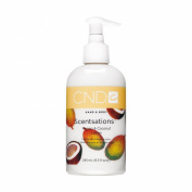 CND Scentsations Hand & Body Lotion Mango & Coconut