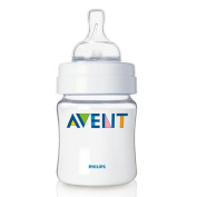 4-oz. Bottle with Newborn Nipple