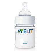 4-oz. Bottle with Newborn Nipple