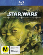 Star Wars Prequel Trilogy [Blu-ray]